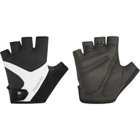 Roeckl Bregenz Gants, black/white